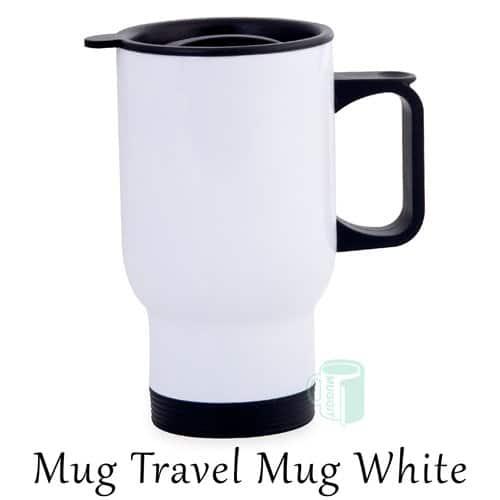 Custom Photo Printed Travel Mugs