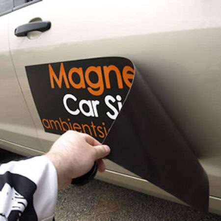 Car magnets A3 Pair